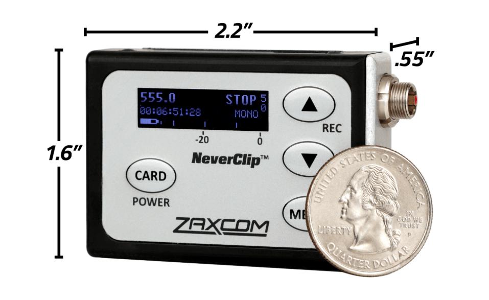 Zaxcom Reinventing Wireless – NAB 2017