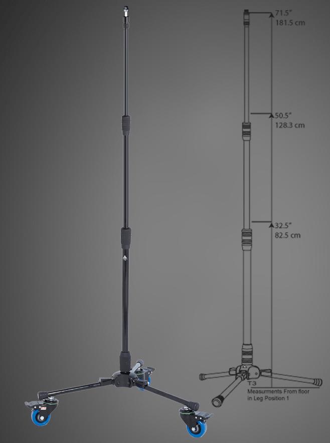 Triad-Orbit Advanced Stand Systems – NAB 2017