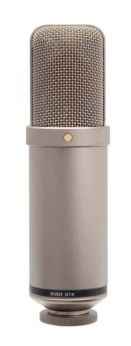 10 Reasons to Use a Condenser Microphone