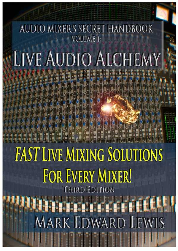 Live Audio Alchemy