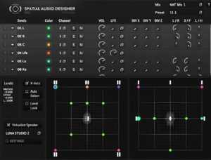 NAB 2017: Spatial Audio Designer