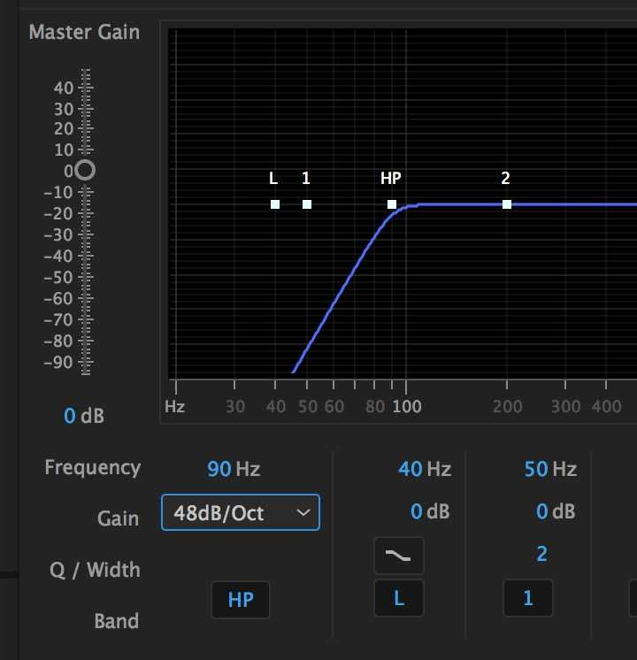 HOW TO: Get Killer Sound Using NLE EQ In Your Timeline - Cinema Sound