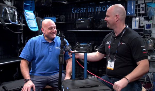 NAB 2017: Orca Bags Suitcase to Audio Cart!