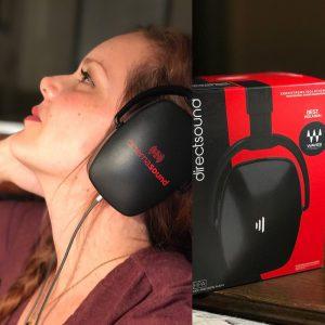 Direct Sound EX29 Plus Extreme Isolation Headphones – Cinema Sound Branded!