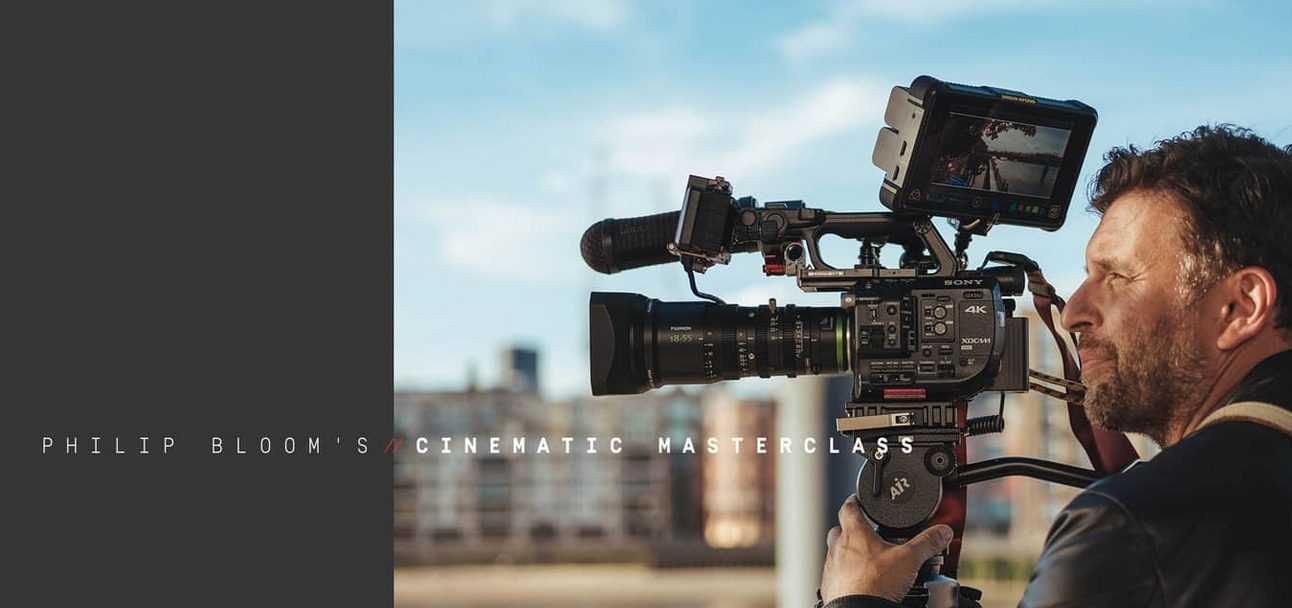 The Philip Bloom Cinematic Master Course Now 50% Off!