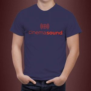 Cinema Sound T-Shirt