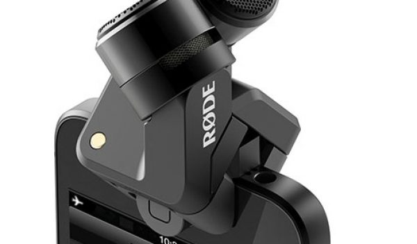 Review: Røde iXY Stereo Smartphone Microphone