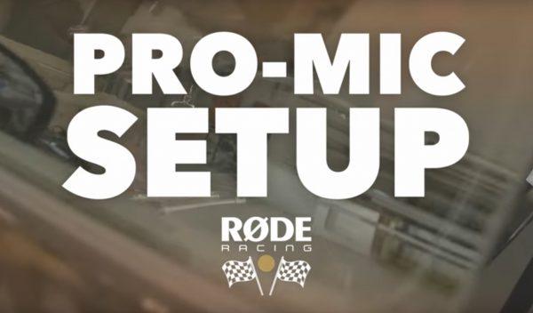 Røde Microphones Releases RØDE Racing Series!