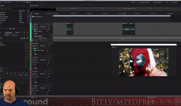 Distance-To-Camera Mixing with Lady Deadpool