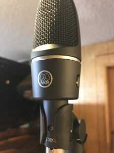 Microphone Archive Update!