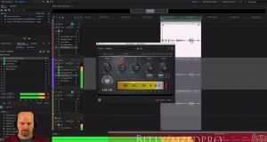 Creating Mad Max Subharmonic Dialog with Waves Plugins
