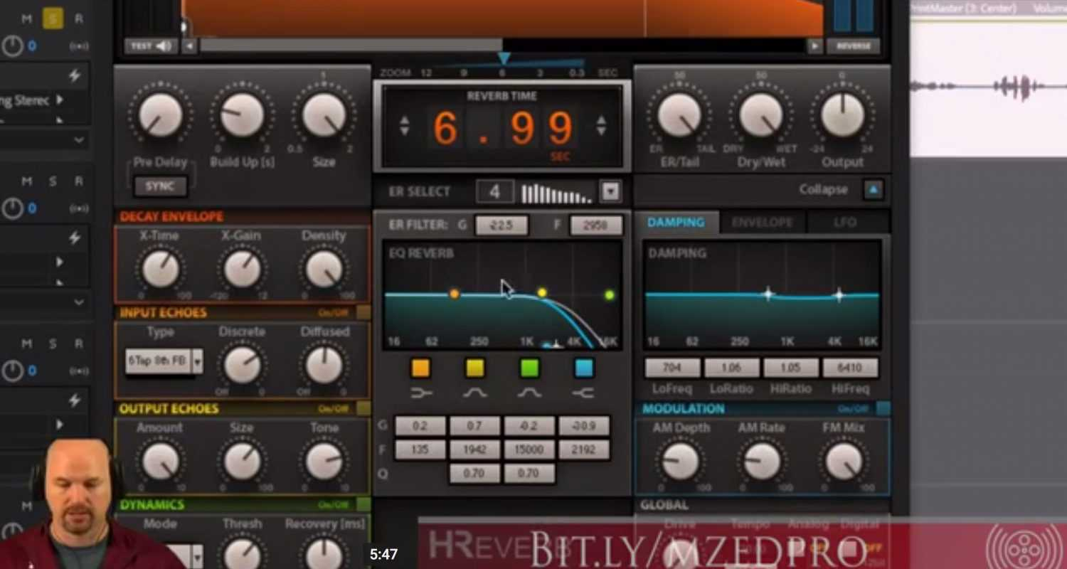 Creating Dreamy Dialog with Waves Audio Plugins