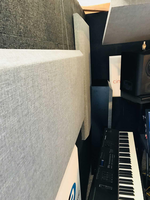 Cinema Sound Studio B Primacoustic Package Installation