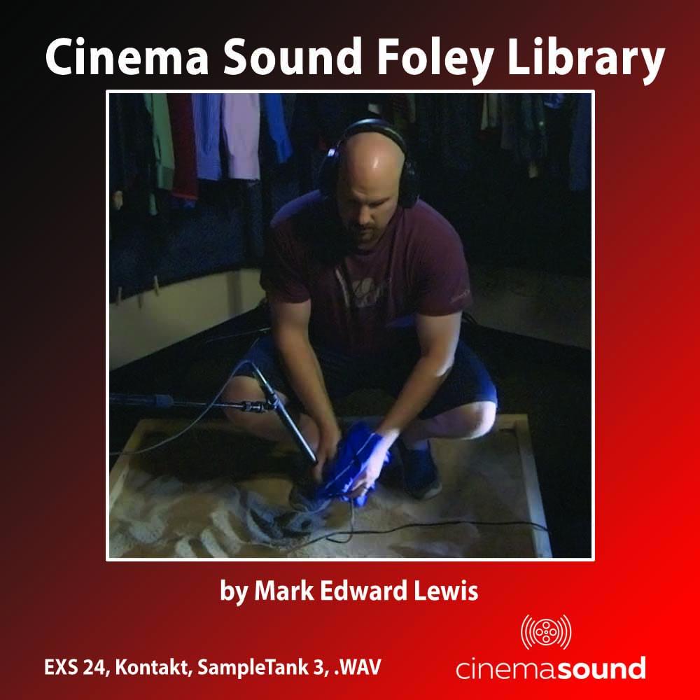 Update: Cinema Sound Foley Library