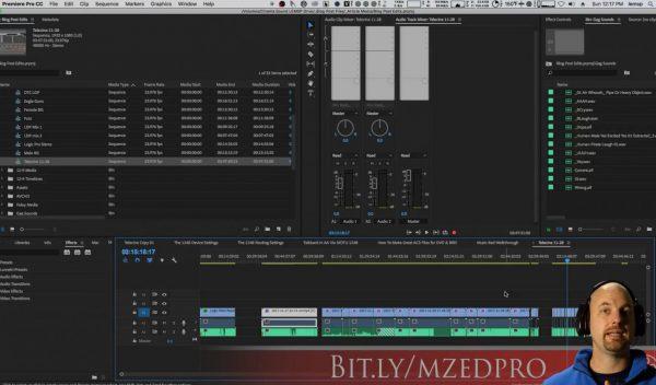 Setting Up Telecine in Adobe Premiere Pro – Audio Sync