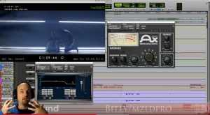 Waves Audio Vintage Aphex Aural Exciter Killing ADR!