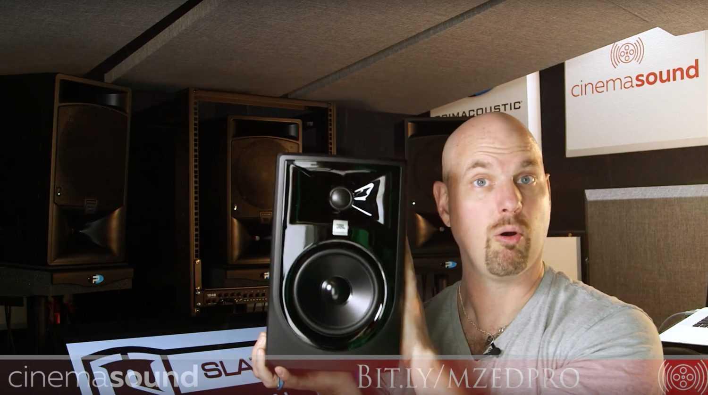JBL LSR 305 MK II Review!