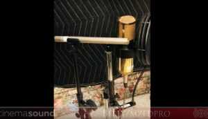 Recording Music with Shotgun Mics in Studio?