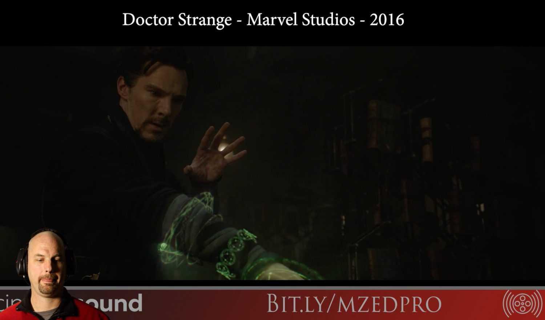 Sound Effects Sorcery: Doctor Strange