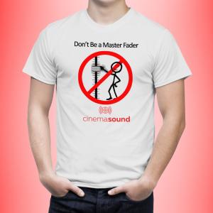 Master Fader T-Shirt