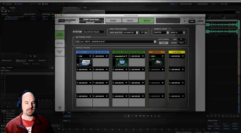Use Waves SoundGrid Acceleration in Adobe Audition!