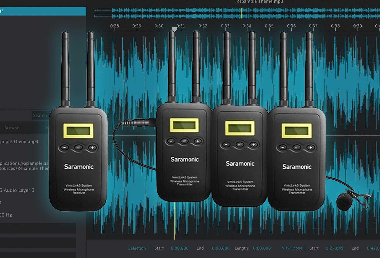 Saramonic Dialog Shootout! Between VMic and VMic Pro