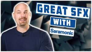 Get Great Sound Effects with Saramonic Mics Demo!