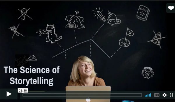 "MZed's New ""The Science of Storytelling"" Now Available!"