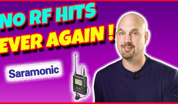 NO RF HITS EVER AGAIN! Get This Now! Dialog on boom pole.