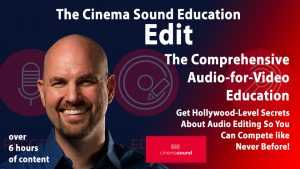 All 6+ Hours of Edit Volume Now Available for Discount Purchase!