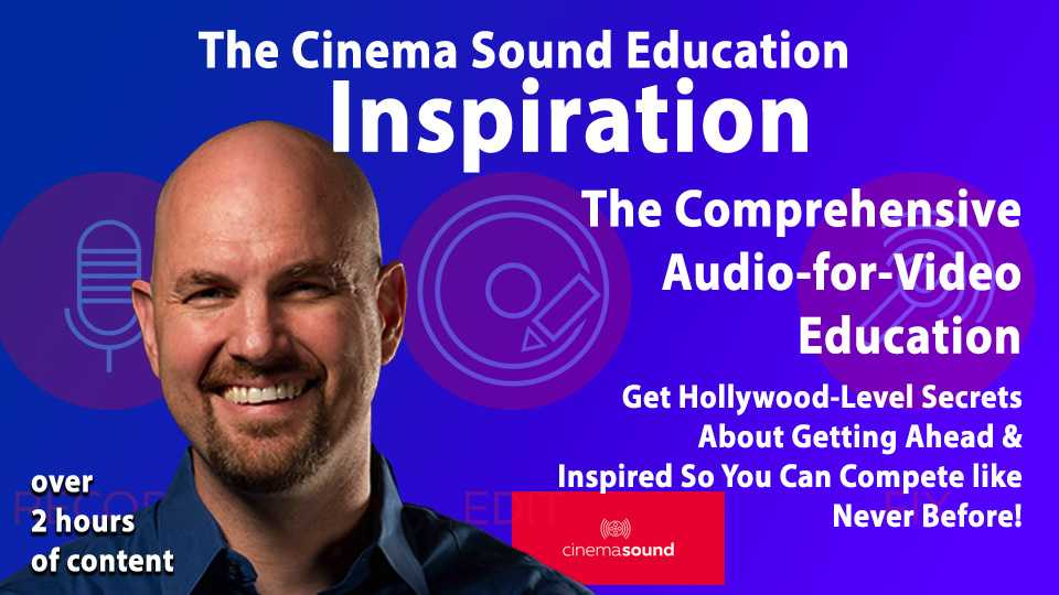 All 2+ Hours of Inspiration Volume Now Available for Discount Purchase!