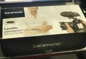 Review: Saramonic CamMic