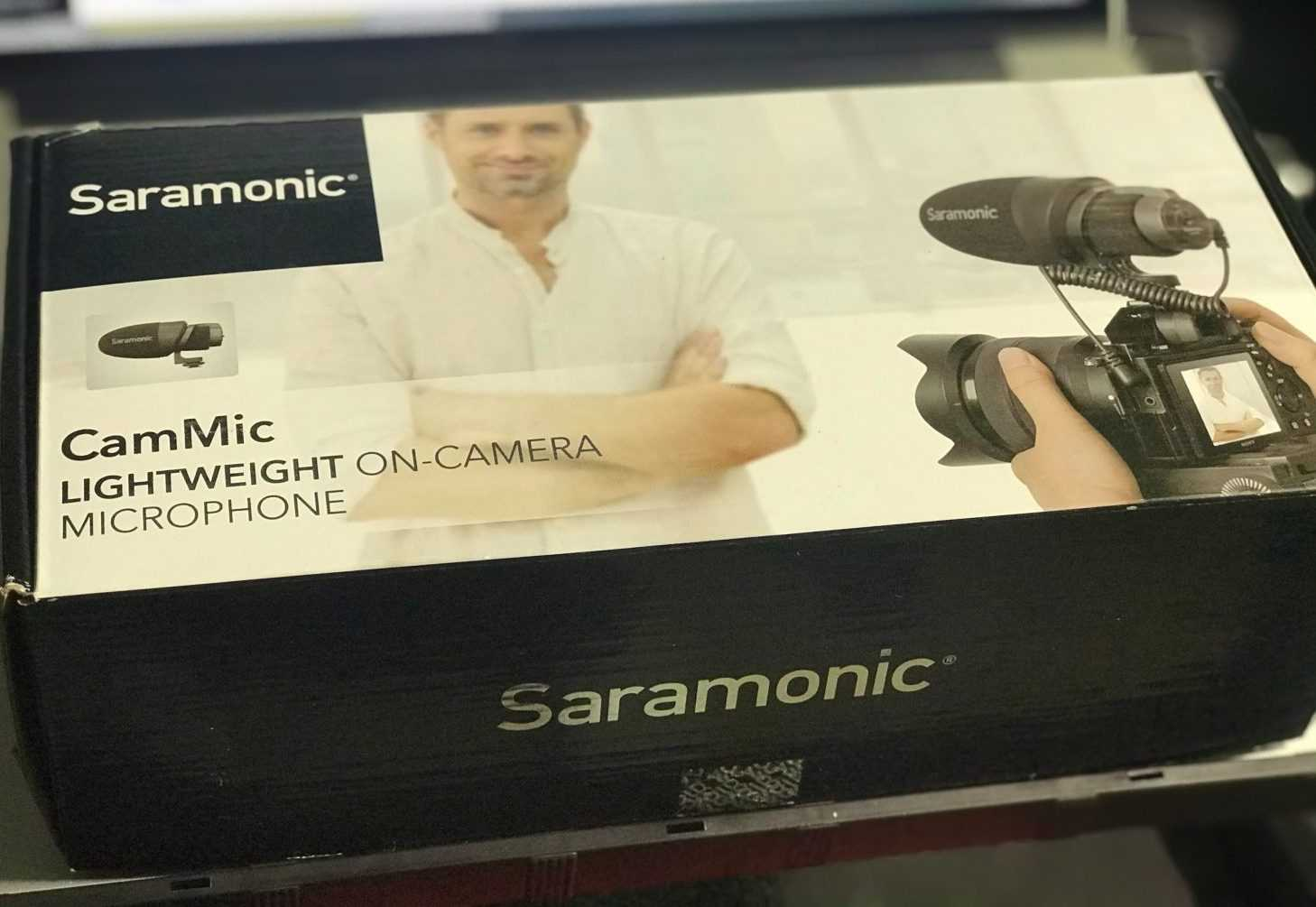 Review: Saramonic CamMic