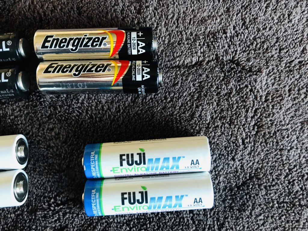 You can't tell the value of a battery from a name, and NEVER buy Fuji Enviro Max