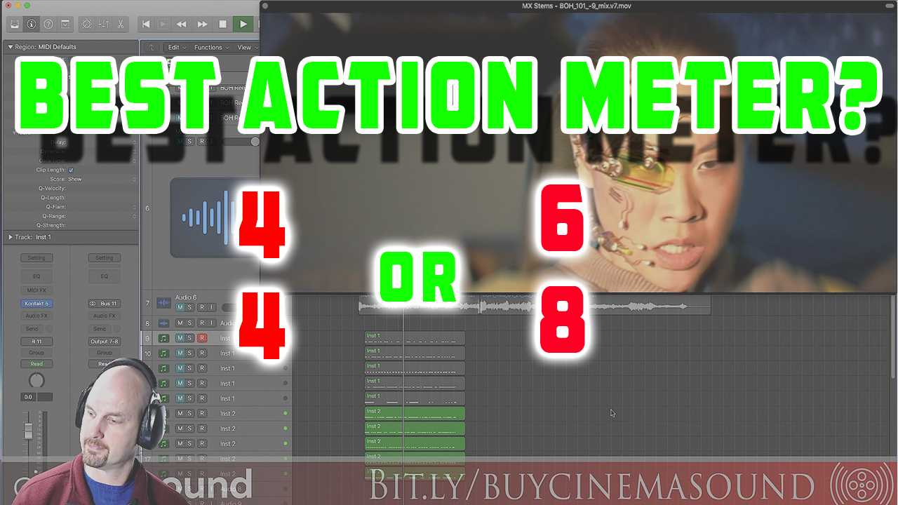 Film Scoring How To: What's the Best Action Cue Time Meter?