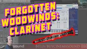 Film Scoring How To: Using Clarinet – Forgotten Woodwinds