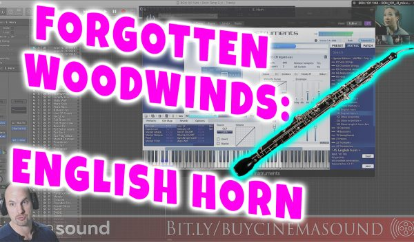 Film Scoring How To: Using English Horn – Forgotten Woodwinds