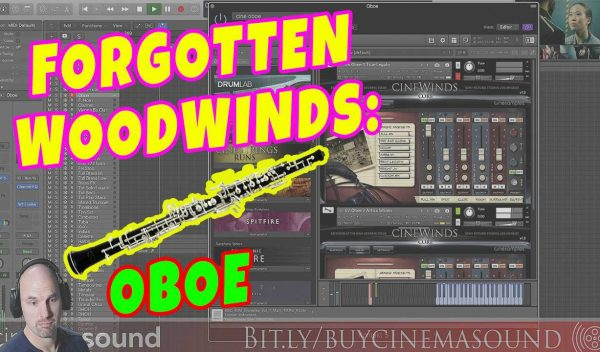 Film Scoring How To: Using Oboe – Forgotten Woodwinds
