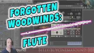 Film Scoring How To: Using Flute – Forgotten Woodwinds