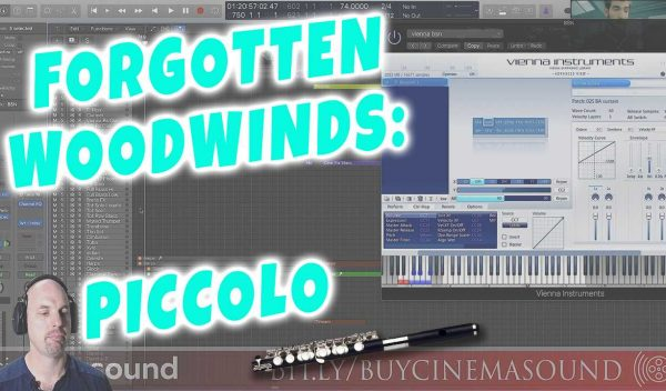 Film Scoring How To: Using Piccolo – Forgotten Woodwinds
