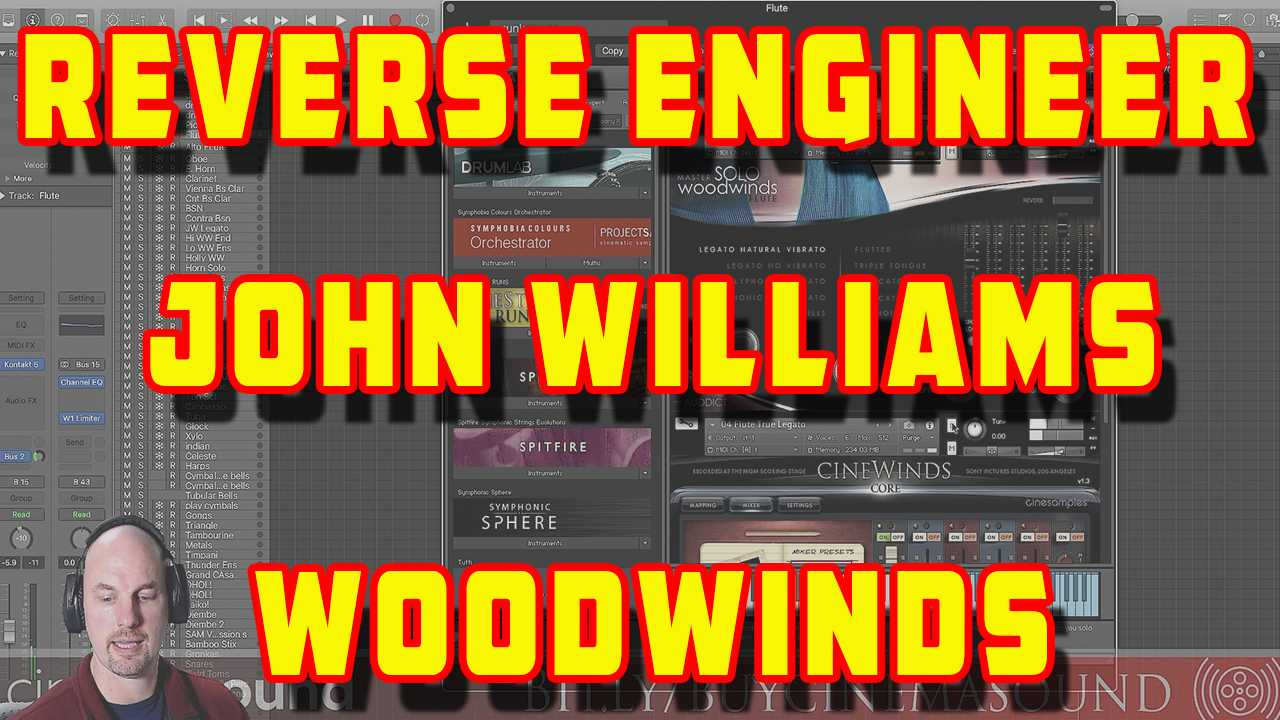 Film Scoring How To: Reverse Engineering John Williams Woodwinds