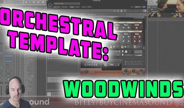 Film Scoring How To: Orchestral Template Woodwinds
