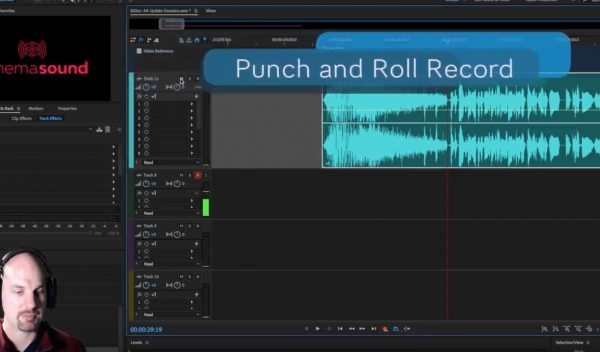 Adobe Audition 2019 Pre NAB Update!