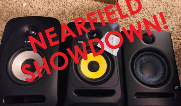 SHOWDOWN: The Best Nearfield Monitor. The Results Will Shock You!
