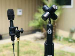 SHOOTOUT: Sennheiser Ambeo Vs. Soundfield SPS200 VR Mics