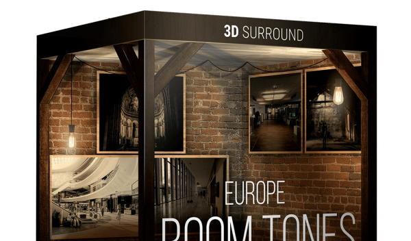 Get 15% off Boom Ambience Libraries @ Cinema Sound