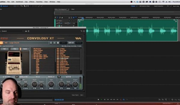 Convology XT Demo for Dialog Mixing