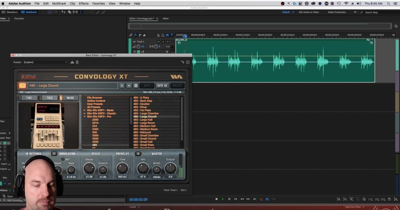 Convology XT Demo for Dialog Mixing
