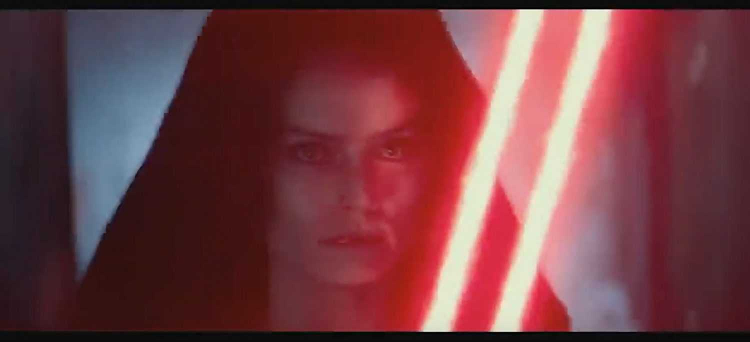 Star Wars Rise of Skywalker Trailer Rescore Explained