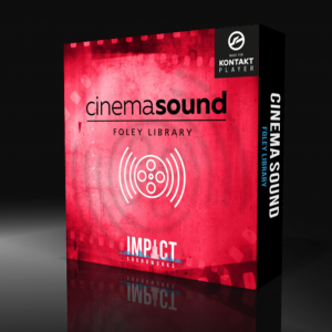 Cinema Sound Foley Library